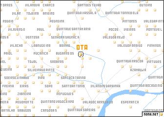 map of Ota