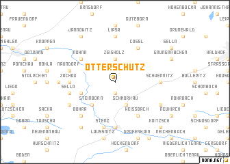 map of Otterschütz