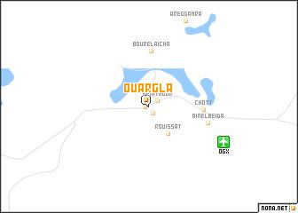 Ouargla Algeria Map Nonanet - Ouargla map
