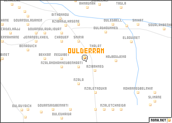 map of Ould er Ram