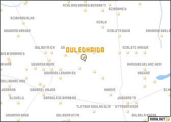 map of Ouled Haïda