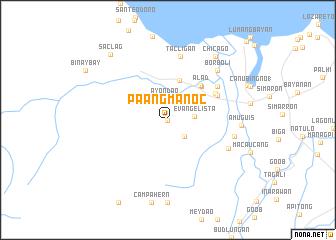 map of Paang Manoc