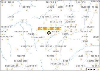 map of Pabuwaran 3