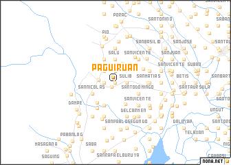 map of Paguiruan