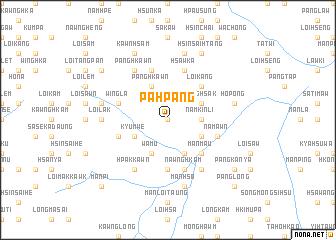 map of Pa-hpang