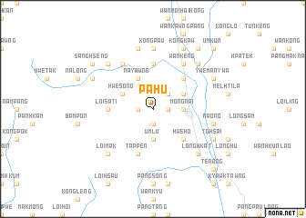 map of Pahu
