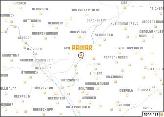 map of Paimar