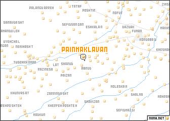 map of Pā\