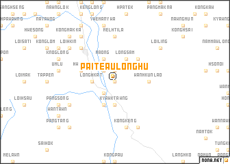 map of Paiteaulonghu