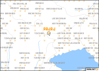 map of Pajaj