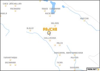 map of Pajcha
