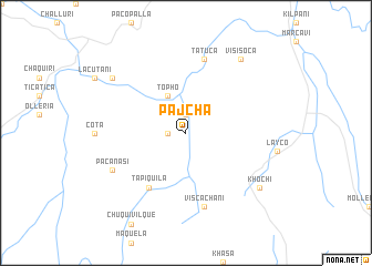 map of Pajcha
