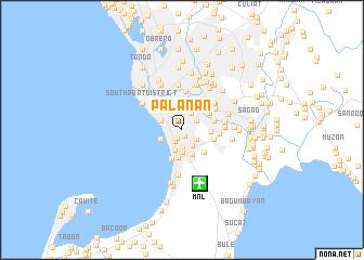 Rizal Philippines Map.Palanan Philippines Map Nona Net