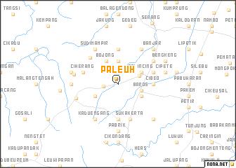 map of Paleuh