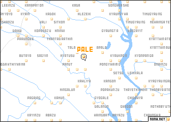 map of Pale