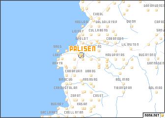map of Palisen