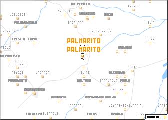 map of Palmarito