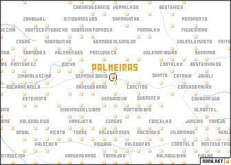 map of Palmeiras