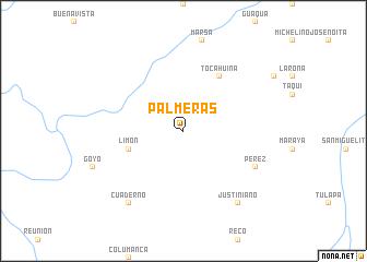 map of Palmeras