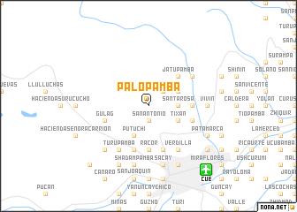 map of Palopamba