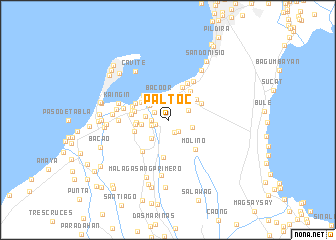 map of Paltoc