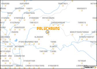 map of Paluchaung
