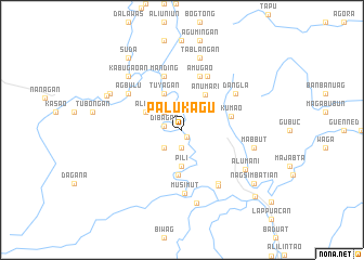 map of Palukagu