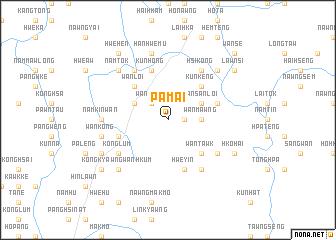 map of Pa-mai