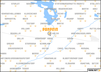 map of Pamprin