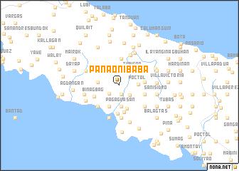 map of Panaon-Ibaba