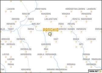 map of Pānghio