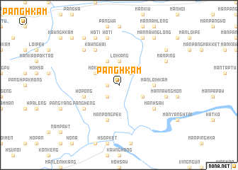 map of Panghkam