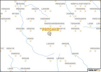 map of Panghka