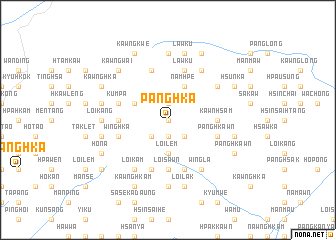 map of Panghka