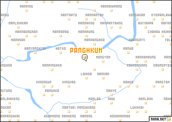 map of Panghkum