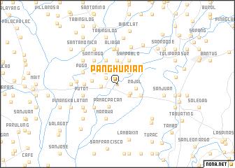 map of Panghurian