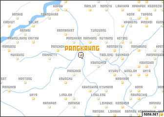 map of Pangkawng