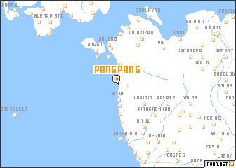 map of Pangpang