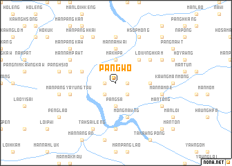 map of Pangwo