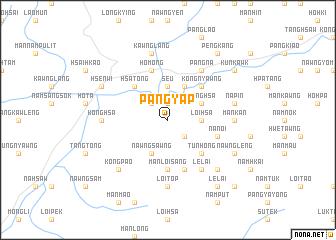 map of Pang-yap