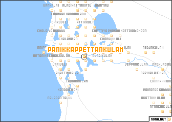 map of Panikkappettankulam