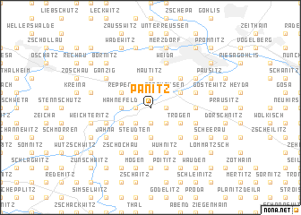 map of Panitz