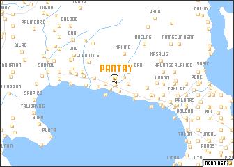 map of Pantay