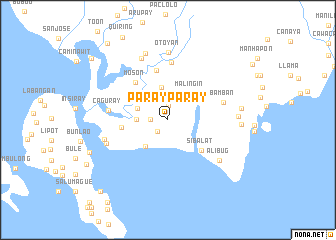 map of Parayparay