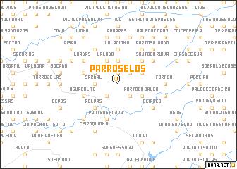 map of Parroselos
