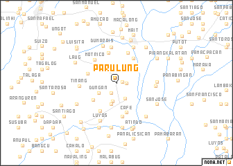 map of Parulung