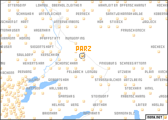 map of Parz