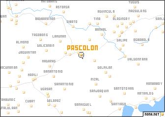 map of Pascolon