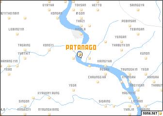 map of Patanago