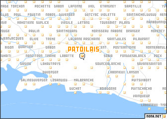 map of Patoilais